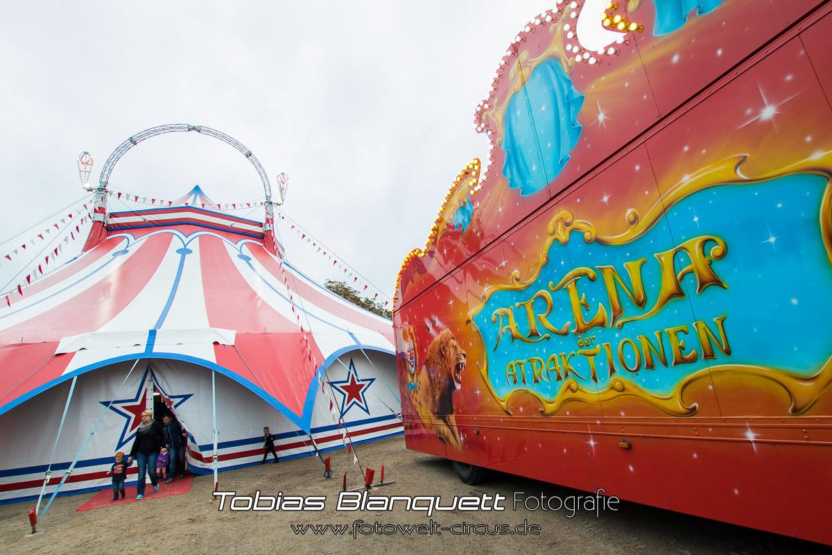 Circus Paul Busch Buxtehude
