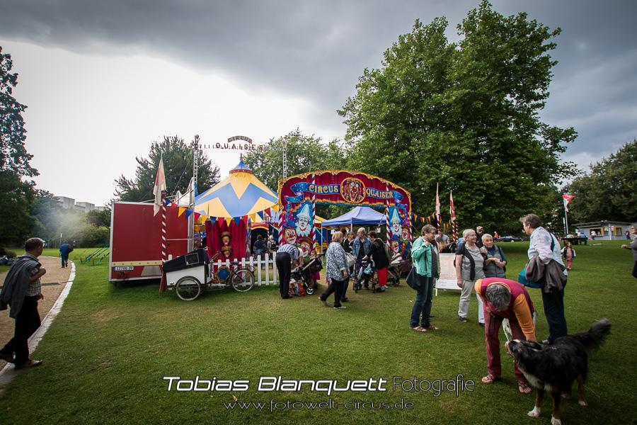 Circus Quaiser Hamburg